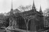 Home for Destitute Catholic Children - building